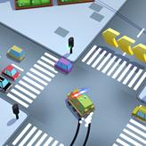 Скриншот из игры Скорая помощь - экстремальный дрифт